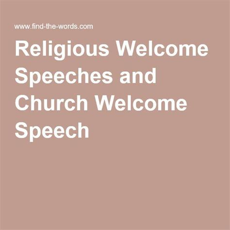 christmas welcome address for church religious welcome speeches and church welcome speech inspiration churches