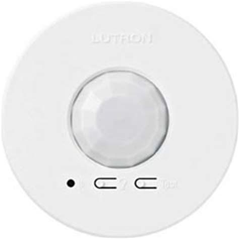 Ceiling Mounted Vacancy Sensor by Switches Sensors Chimes Occupancy Sensors Lutron