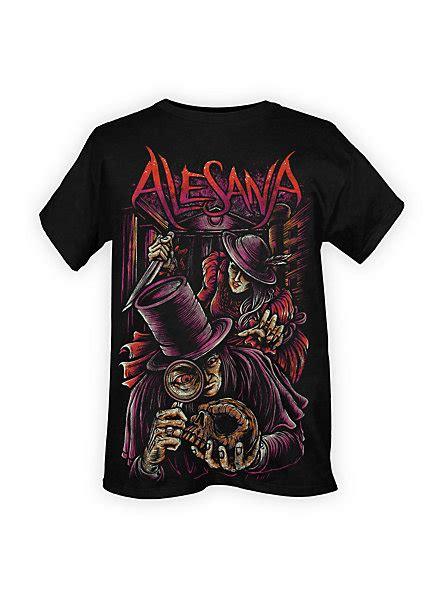 Alesana 1 T Shirt Size S alesana killer slim fit t shirt topic