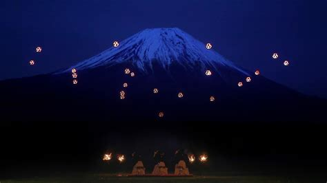 Sky Magic sky magic live at mt fuji drone entertainment show