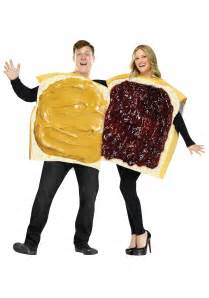 Food Costumes Peanut Butter And Jelly Costume