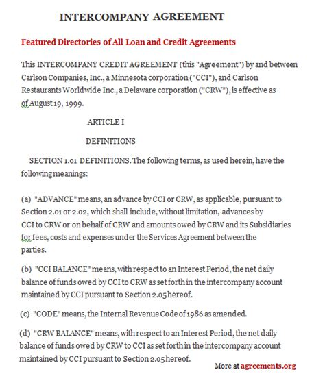 Loan Agreement Letter Between Two Agreement Template Category Page 5 Efoza