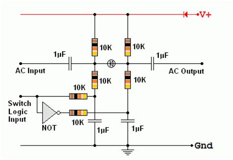 how to measure diode size signal switch