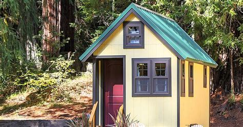 Tiny Houses Available For Rent On Airbnb Popsugar Home Tiny Houses Airbnb