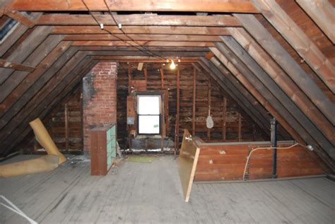 file century house attic west jpg - Attic Pictures