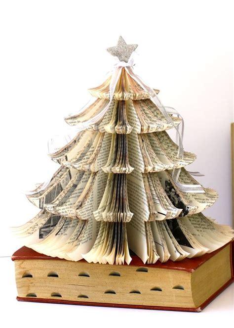 book christmas tree vintage books and christmas trees on