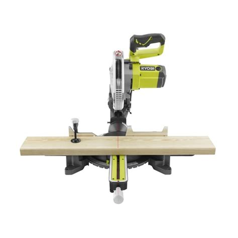 Ryobi Tss102l Review 10 In Sliding Miter Saw With Laser