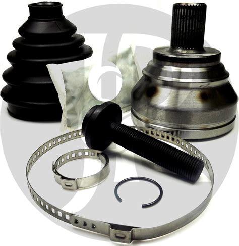 Combi Outer skoda octavia combi 2 0 tdi 16v near side driveshaft cv joint boot kit 2004 gt 2013 7109674056528