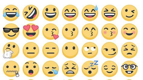 imagenes de los emojis estos son los nuevos emojis para facebook que ya puedes