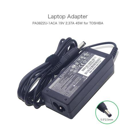 genuine    laptop charger  toshiba