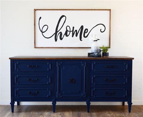 navy blue console cabinet deep navy blue tv stand converted from an old dresser the