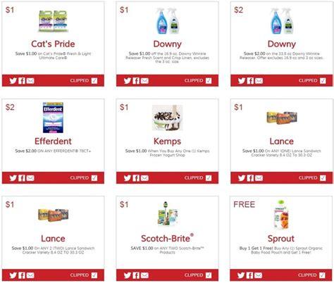 printable grocery coupons redplum i coupons new printable smartsource coupons 04 03 16
