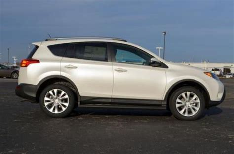 photo image gallery touchup paint toyota rav4 in blizzard pearl 070