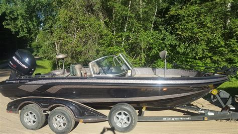 boat lifts for sale park rapids mn rodney topp s ranger boat for sale on walleyes inc
