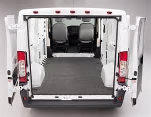 Cargo Management System Ford Transit Ford Transit Bedrug Vanrug Cargo Mat Worktrucksusa