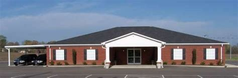 our facilities lea simmons funeral home proudly