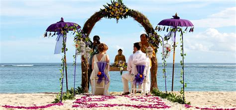 Wedding Bali by Bali Wedding Chapel Luxury Beachfront Villa Wedding In Bali