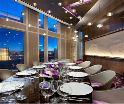 dining rooms las vegas intimate settings haute 5 dining rooms in las