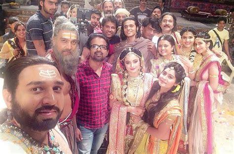 Ram Team siya ke ram team wraps up the extravagant swayamvar shoot