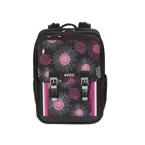 4you Schulrucksack Classic Plus 171 by 4you Flash 47 Schulrucksack Classic Plus Xray Flower