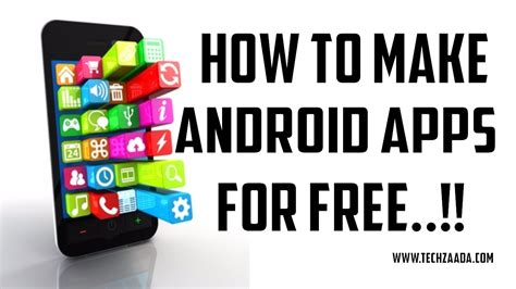 how to make android apps how to make free android app without coding