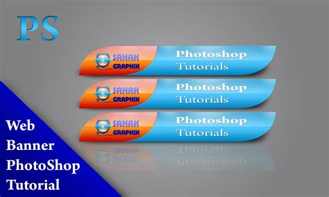 banner design with photoshop tutorial web banner design best business template