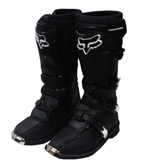 fox tracker motocross bota fox tracker motocross