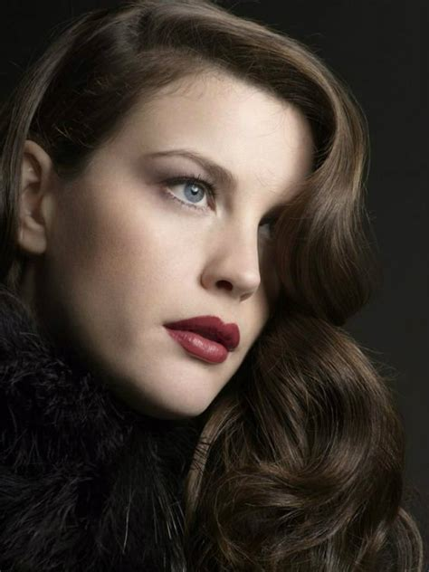 liv tyler hairstyles for narrow face shapes liv tyler oblong face shape liv tyler oyuncu yapımcı
