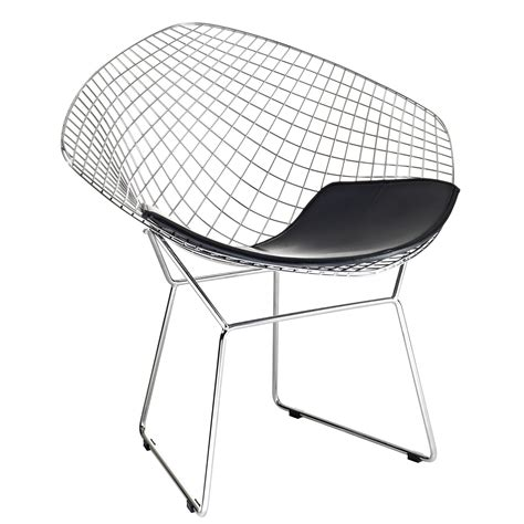 Wire Chair by Bertoia Wire Chair The Furniture Company Ltd