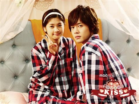 film korea romantis naughty kiss sinopsis playful kiss naughty kiss episode 1 16 lengkap