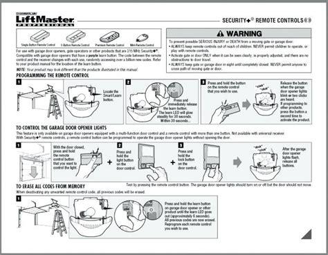 Clicker Garage Door Manual by Clicker Garage Door Keypad Chamberlain
