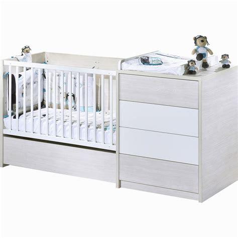 lit bebe avec table a langer integre pas cher grossesse