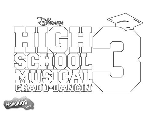 high school musical coloring pages www pixshark com
