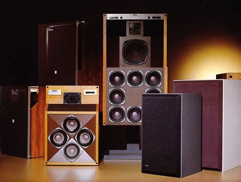 Speaker Subwoofer Revox 8 This Stereo Establishes A Social Boundary That You Can Not Cross Preservation Sound