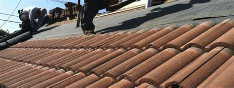 Concrete Tile Roof Repair Roofing Company West Palm Roof Repair Seabreeze Roofing