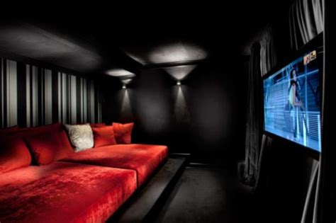 movie room couches 15 beautiful and stylish home theatres