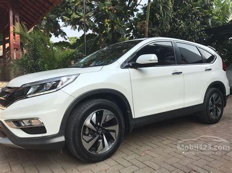 Honda Cr V 2 4 Prestige At jual mobil honda cr v 2015 2 4 prestige 2 4 di dki jakarta