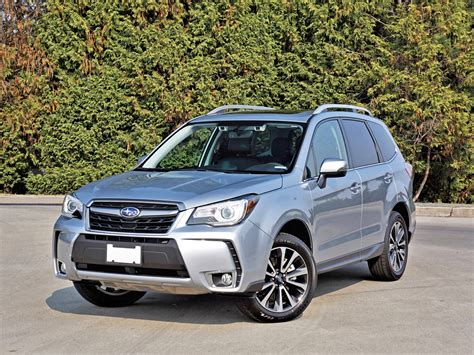 2010 subaru forester road 2018 subaru forester 2 0xt limited road test carcostcanada