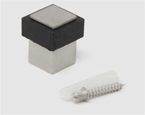 square rubber st square door stop black square magnetic door stops sc