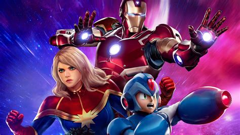 Marvel Vs Capcom Live Wallpaper by My Playstation Wallpapers