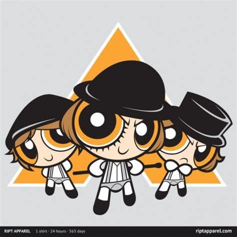 Geek Gear A Clockwork Orange The Ultraviolence Boys Shirt