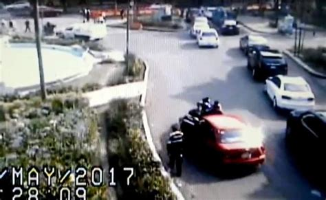 no circula el 24 de mayo mujer ignora hoy no circula atropella a polic 205 as en