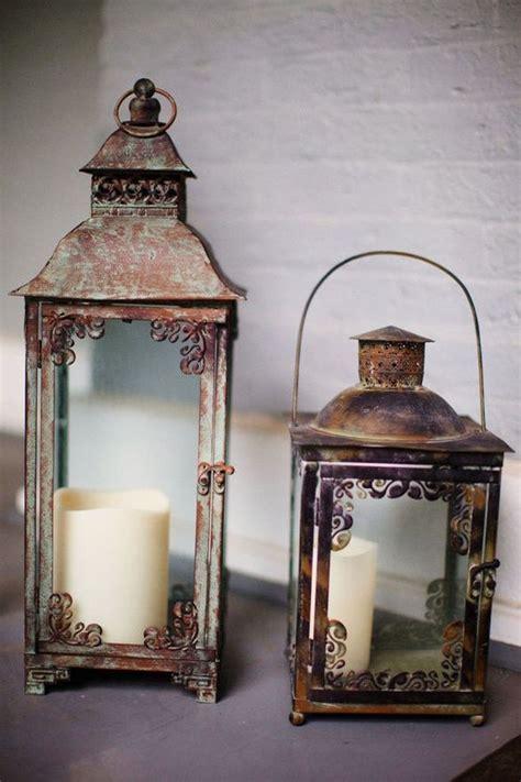 Antiques Decorative by Best 25 Vintage Lanterns Ideas On Lantern