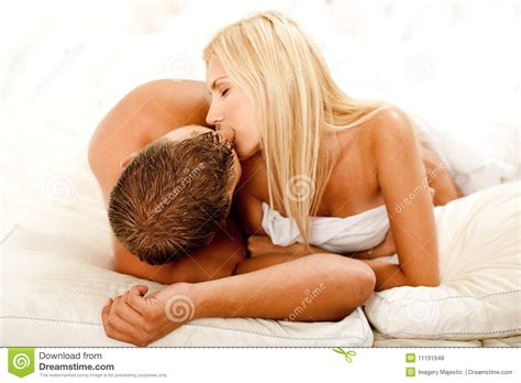 people kissing in bed kissing royalty free stock photos image 11191948