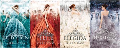 libro la elite blog literario libros de papel rese 209 a la selecci 211 n