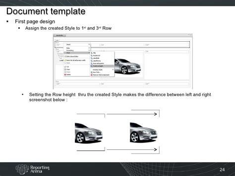 Rpe Template Formating Style And Stylesheet Usage Print Stylesheet Template