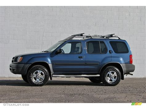 denim blue metallic 2000 nissan xterra se v6 4x4 exterior photo 58011458 gtcarlot