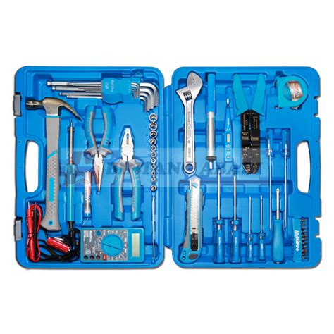Kunci L Set Electronik 7 Pcs 071 3 Mm Tekiro jual multipro tool kit elektrik listrik set 52 pcs