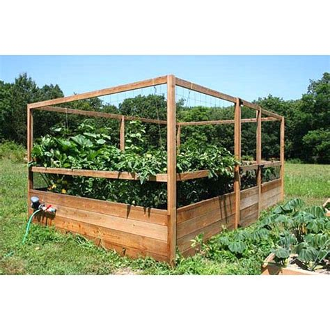 Raised Vegetable Garden Kit by 17 Best Ideas About Raised Garden Bed Kits On