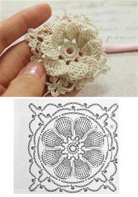 uncinetto schemi fiori crochet oltre 1000 idee su schemi cappuccio all uncinetto su